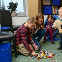 Bild Spielbereich Kinder