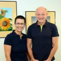 Bild Dr. Kathrin Dybek und Dipl.-Stom. Thomas Dybek
